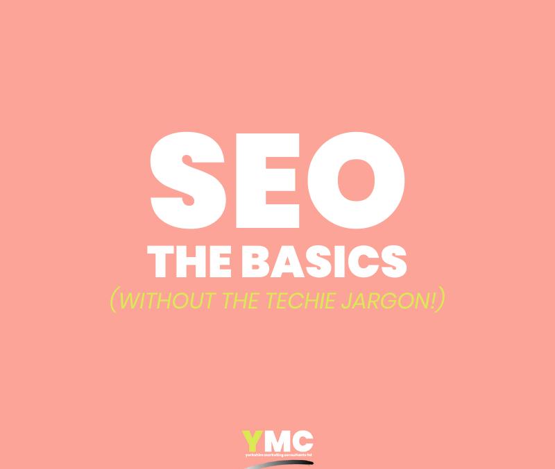 SEO The Basics Logo