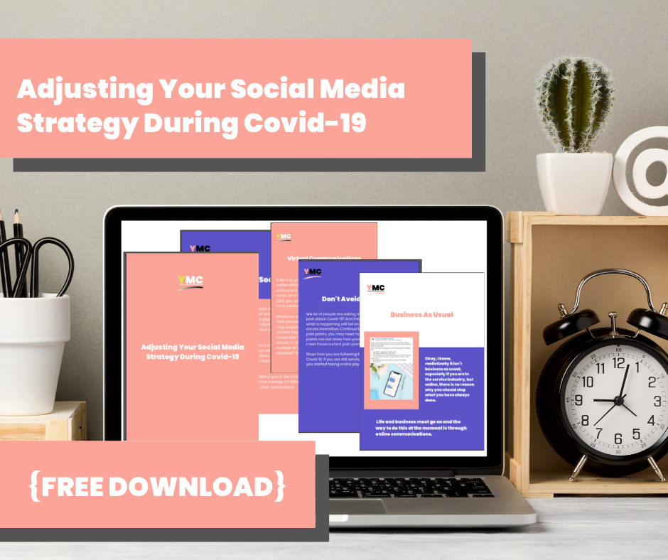 Adjusting Your Social Media Strategy During Covid-19
