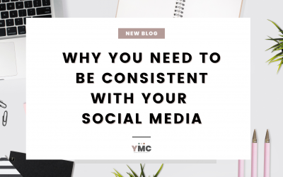 Why you need to be consistent with your social media